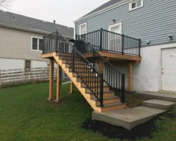 deck in the rain Omaha's year round deck company