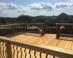deck for entertaining can build in Omaha Year Round Deck Builder